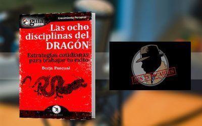 Borja Pascual habla del «GuíaBurros: Las ocho disciplinas del dragón» en «Los intocables»