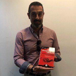 David Barreñada ya tiene su GuíaBurros Las ocho disciplinas del dragón