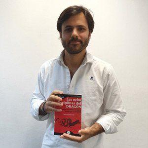 Gonzalo Parejo ya tiene su GuíaBurros Las ocho disciplinas del dragón