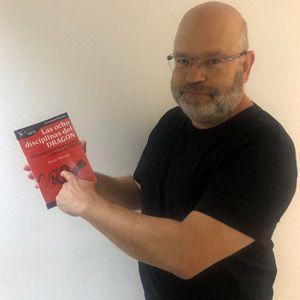 Jesús Alonso Gallo ya tiene su GuíaBurros Las ocho disciplinas del dragón