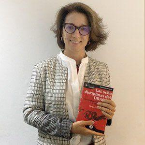 Amelia Prieto ya tiene su GuíaBurros Las ocho disciplinas del dragón