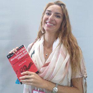 Ana Durán ya tiene su GuíaBurros Las ocho disciplinas del dragón