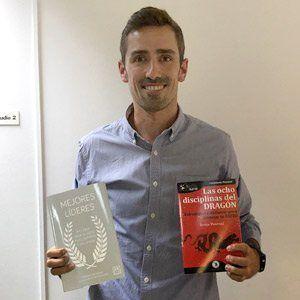 Pedro Díaz ya tiene su GuíaBurros Las ocho disciplinas del dragón