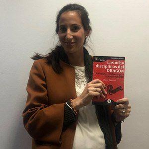 Lourdes Álvarez de Toledo ya tiene su GuíaBurros Las ocho disciplinas del dragón