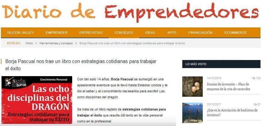 diario de emprendedores